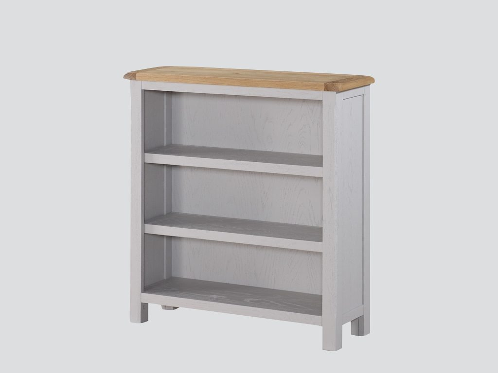Kerry Painted Low Bookcase - Our Price £215