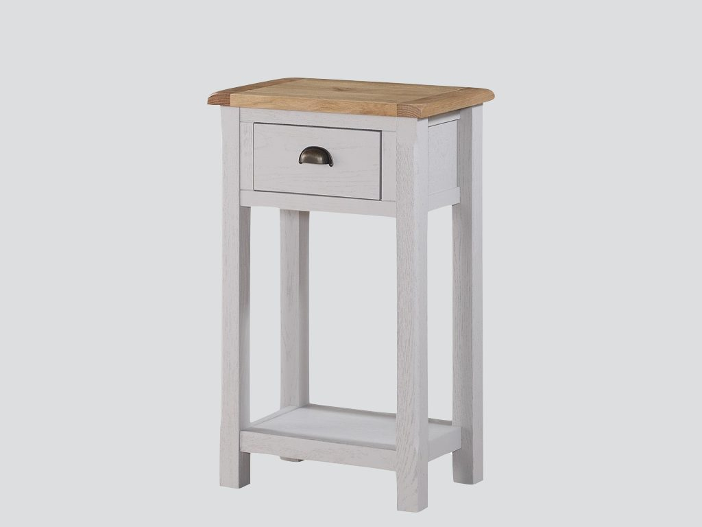 Kerry Painted Medium Hall Table - Our Price £179