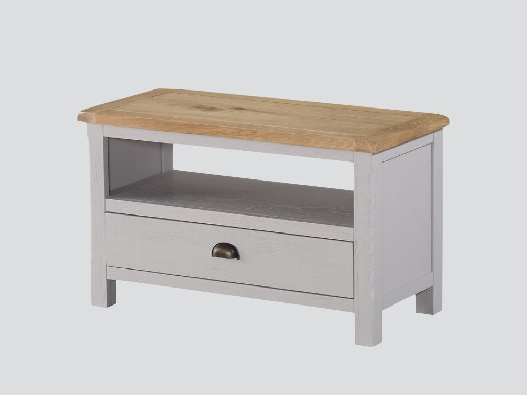 Kerry Painted Small TV Unit - Our Price £289