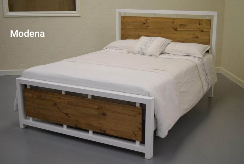 Modena Solid Pine Bed Frame