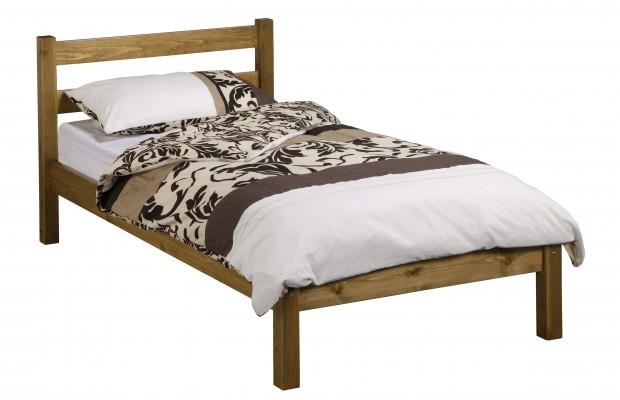 Nova Solid Pine Bed Frame