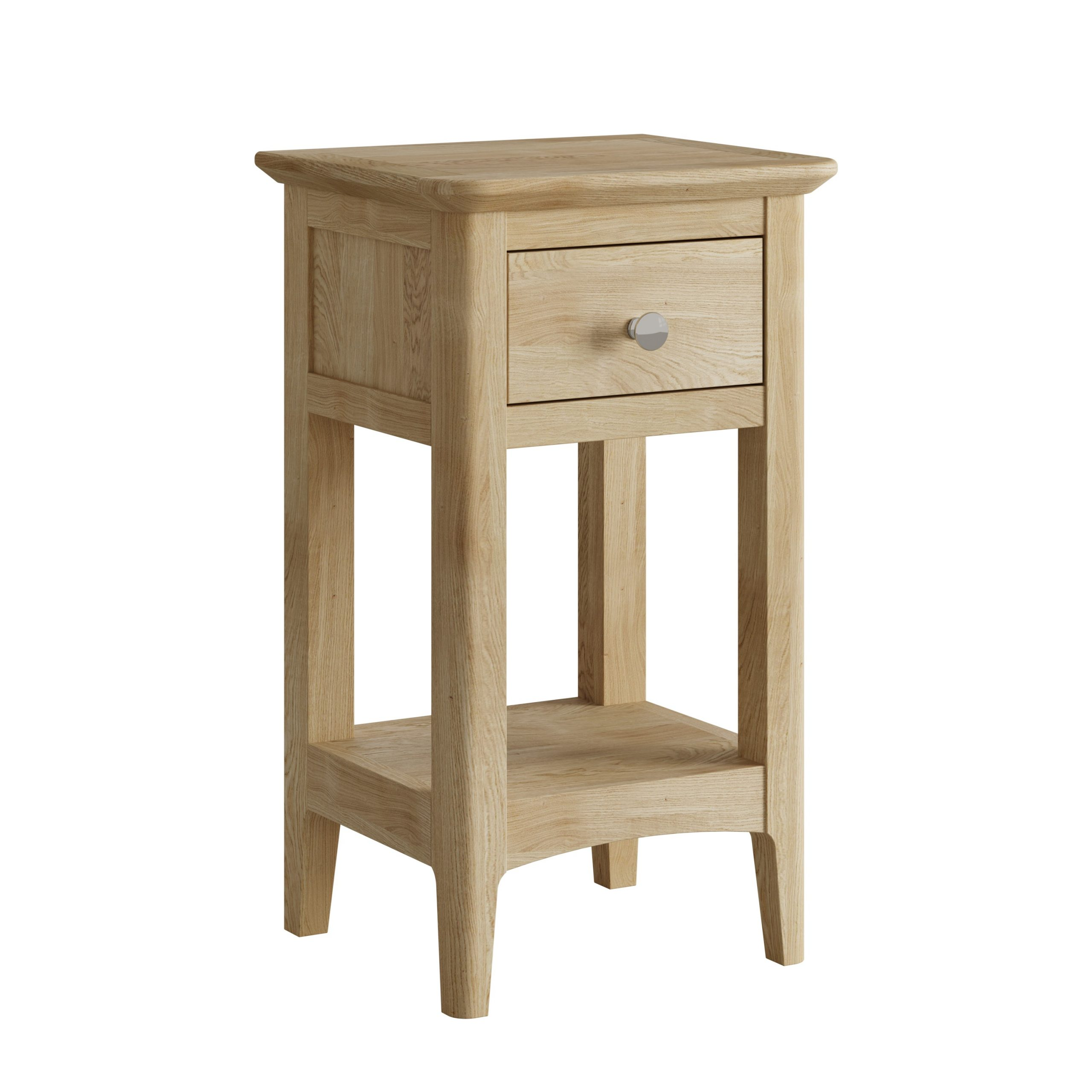 Oak Mini Bedside - Our Price - Only £129