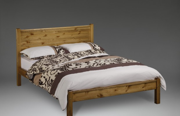 Sutton Solid Pine Bed Frame