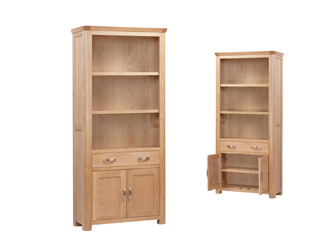 Milano High Bookcase - Our Price £1079