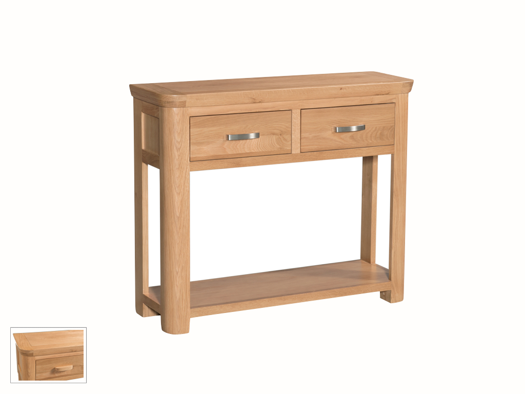 Milano Large Console Table - Our Price £489