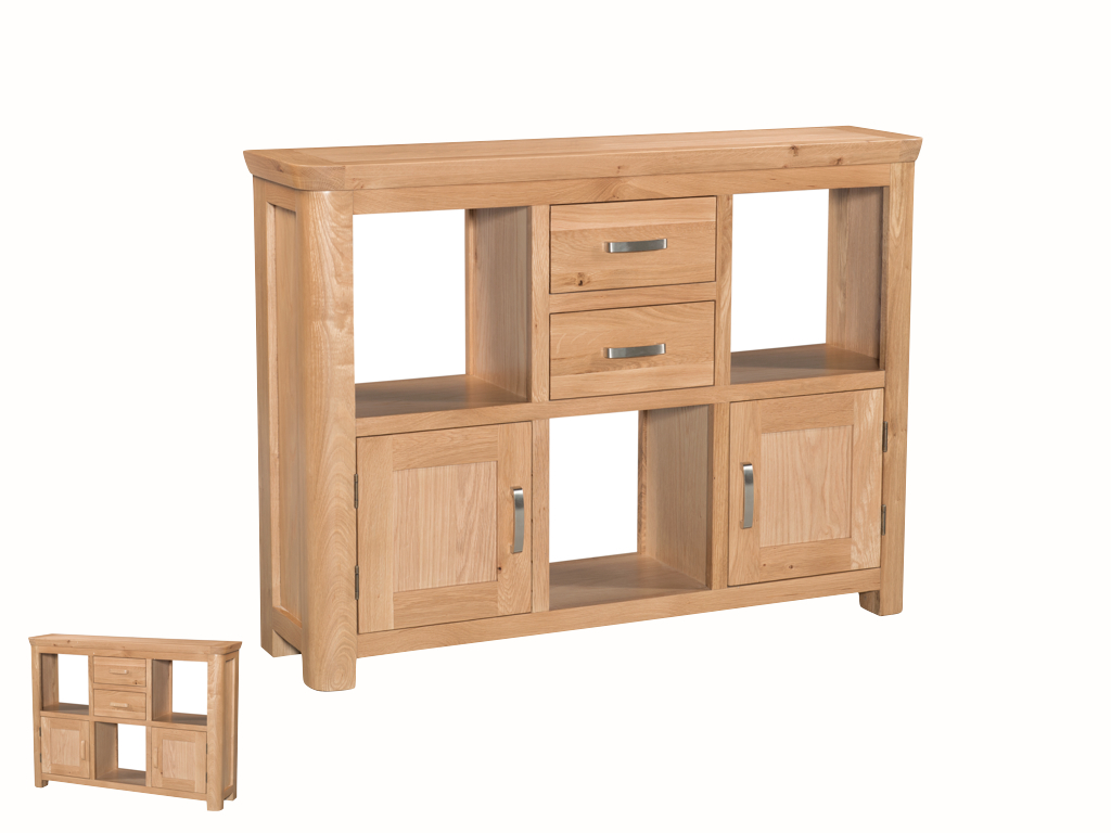 Milano Low Display Unit - Our Price £779