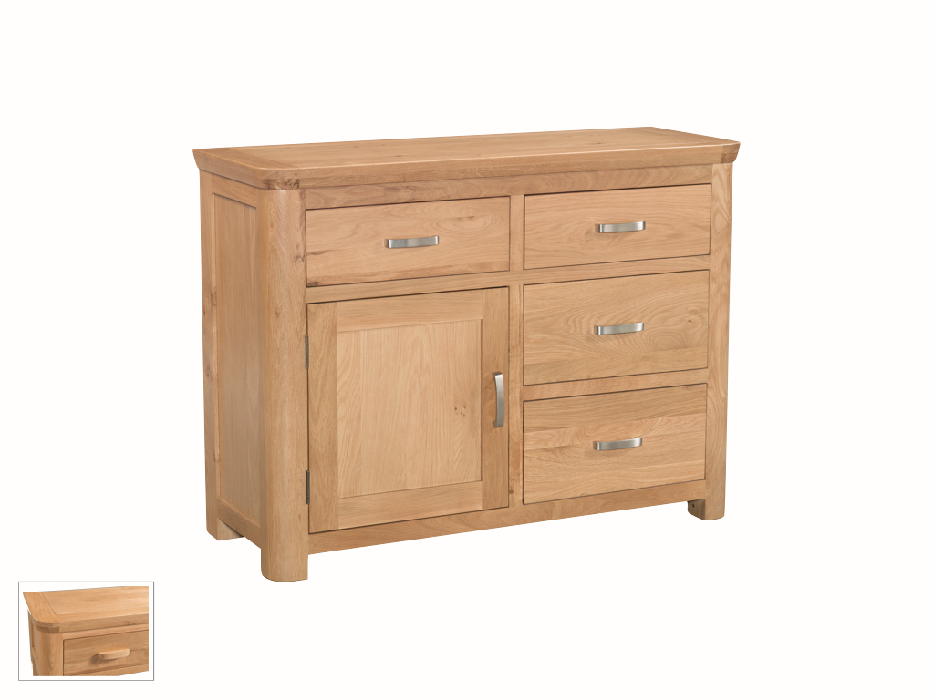 Milano Small Sideboard - Our Price £849